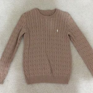 Polo by Ralph Lauren Sweaters - Brown Polo Sweater